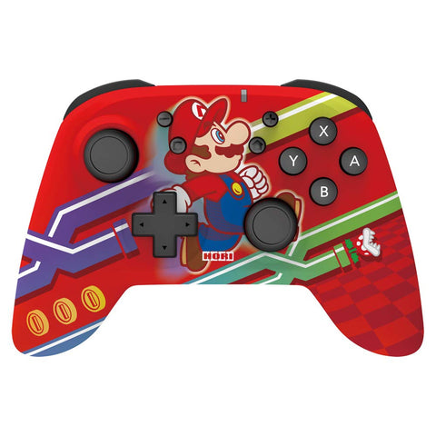 Hori Nintendo Switch Wireless HORIPAD Controller Officially Licensed By Nintendo - Super Mario
