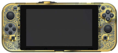HORI Nintendo Switch Premium Gold Zelda Protector Case Officially Licensed by Nintendo