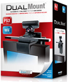 dreamGEAR DualMount TV / Wall Mount for PS3 PS PlayStation Move Eye and Wii