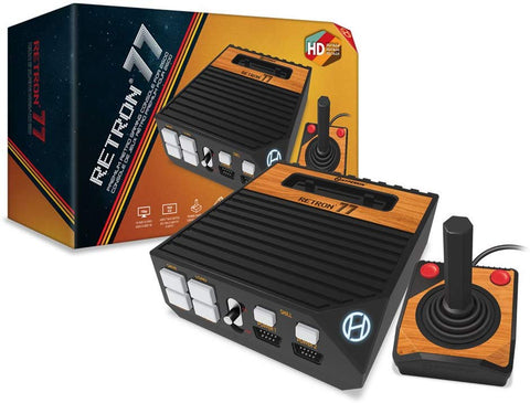 Hyperkin Retron 77 Atari 2600 HD Gaming Retro Console