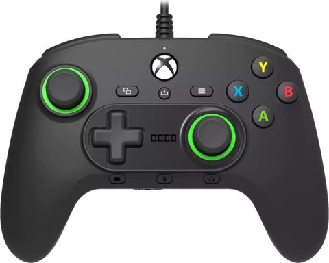 HORI HOIRPAD Pro Wired Controller for Xbox Series X / S, Xbox One, Windows 10 - Officially Licensed by Microsoft