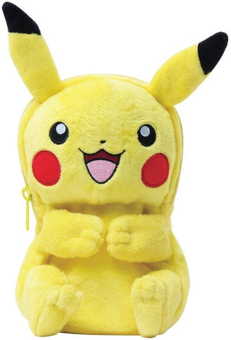 Hori Universal Pokemon Pikachu Full Body Plush Pouch Case for New Nintendo 3DS XL/2DS XL/3DS/DS