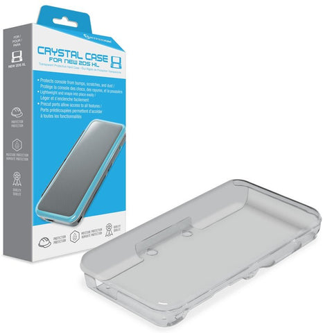 Hyperkin Crystal Case for Nintendo New 2DS XL