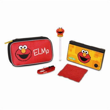 Sesame Street Elmo Starter Kit for Nintendo DS Lite, DSi, & DSi XL