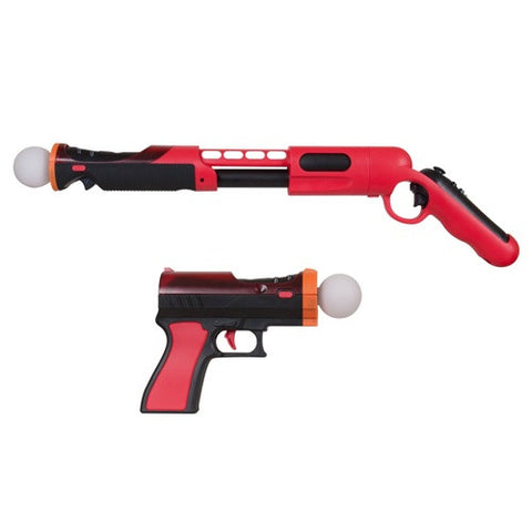 Motion Blaster & Motion Equalizer Gun Combo Pack for PS Move - PS3