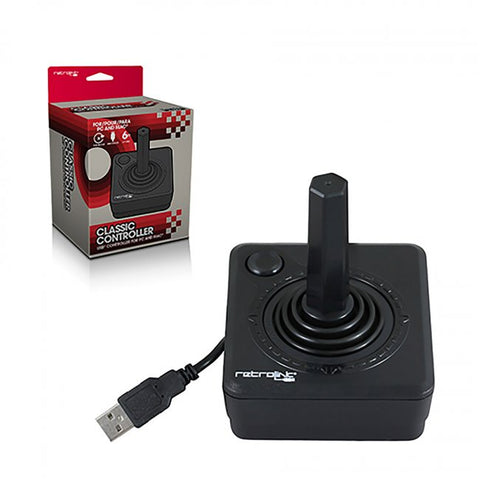 Atari 2600 USB Wired Joystick Controller for PC / Mac