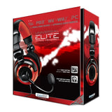 Universal Elite Wired Headset Headphone for PS3, Xbox 360, Wii U, PC, & Mobile