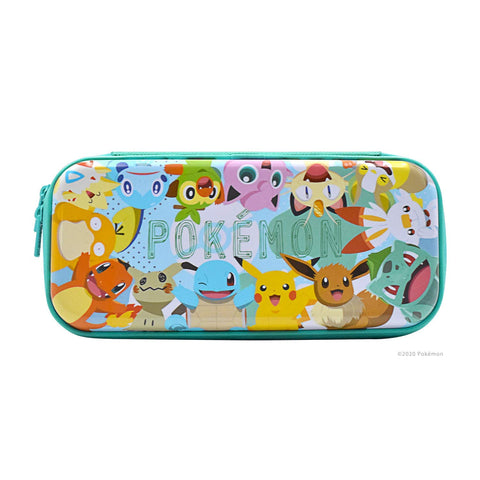Hori Nintendo Switch / Switch Lite Vault Case Pokemon: Pikachu & Friends - Officially Licensed By Nintendo and Pokemon