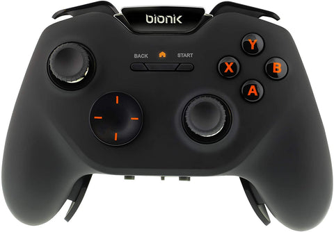 Bionik VULKAN Bluetooth and 2.4 GHz Wireless Controller for Windows PC, Android, Steam and VR Devices