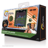 My Arcade Contra Pocket Player Handheld Game: 2 Built In Games, Contra, Super Contra. Allows CO/VS Link for CO-OP Action