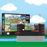 Retro-Bit Joe & Mac: Ultimate Caveman Collection SNES Cartridge - Super NES