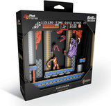 Pixel Frames Castlevania: Grim Reaper NES 6x6 inches Shadow Box Art - Officially Licensed