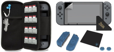 PDP Official Nintendo Switch Starter Kit - Link's Tunic Edition