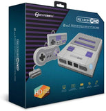 Hyperkin RetroN 2 HD Gaming Console for Nintendo NES / SNES / Super Famicom - Gray