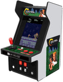 My Arcade Contra Micro Player 6.75 Inch Collectible - Allows CO/VS Link for CO-OP Action