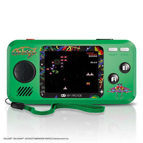 My Arcade Galaga Pocket Player