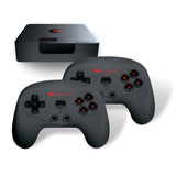 MY ARCADE GameStation Wireless Plug & Play Console 300 Built-in Retro Games w/ Data East Hits