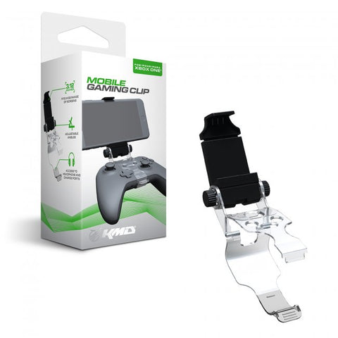 KMD Mobile Phone Gaming Clip Mount for Xbox One Controller