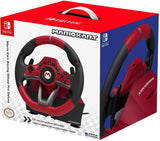 HORI Nintendo Switch Mario Kart Racing Wheel Pro Deluxe Officially Licensed By Nintendo