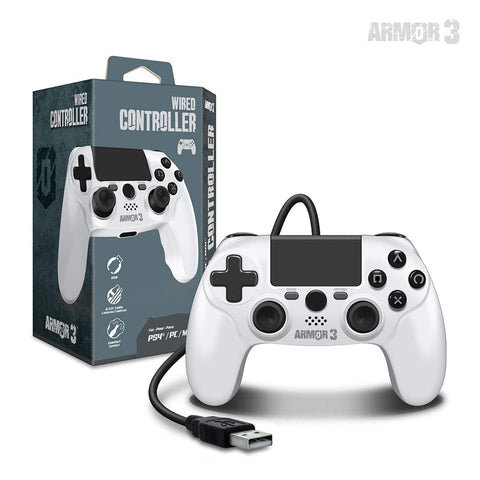 Armor3 Wired Game Controller for PS4/ PC/ Mac - PlayStation 4