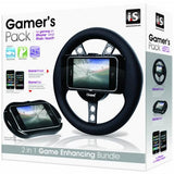 Game Wheel & Game Grip Pack for iPhone & iPod Touch