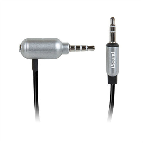 iSound Universal 3.5mm Microphone Audio Cable