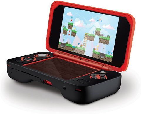 MY ARCADE New Nintendo 2DS XL Comfort Grip Cover Case for New 2DS XL - Red