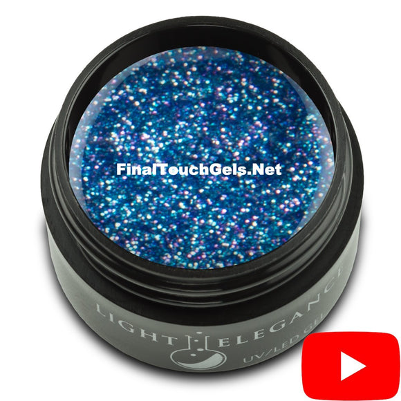 Ice Breaker Glitter Gel, 17 ml - Light Elegance