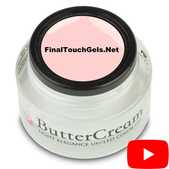 Pink Tutu ButterCream Color Gel - Light Elegance