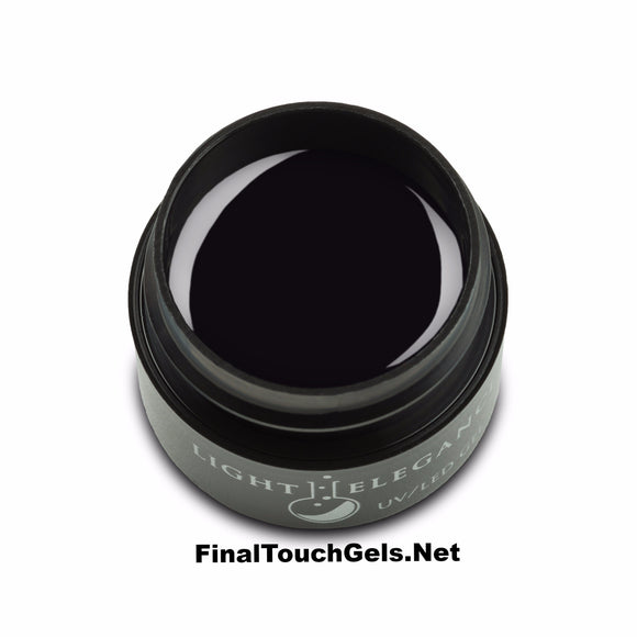 Primary Black LE Gel Paint - Light Elegance