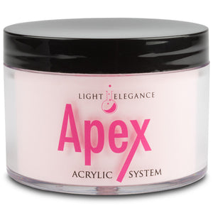 APEX Blush Pink Acrylic Powder, 45 g