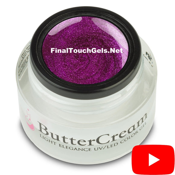 Edgar Allen Pur-Poe ButterCream Color Gel - Light Elegance