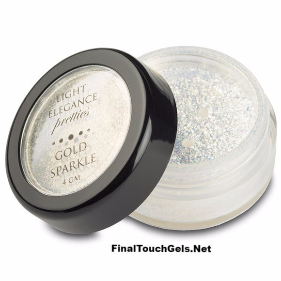 Gold Sparkle Pretty Effect Powder, 4 Grams