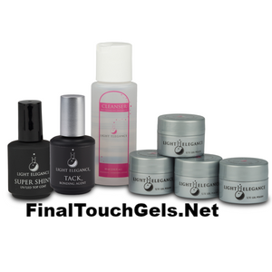 Lexy Line Gel Trial Kit - Light Elegance