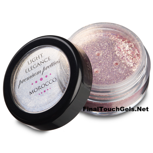 Morocco Premium Pretty Powder - Light Elegance