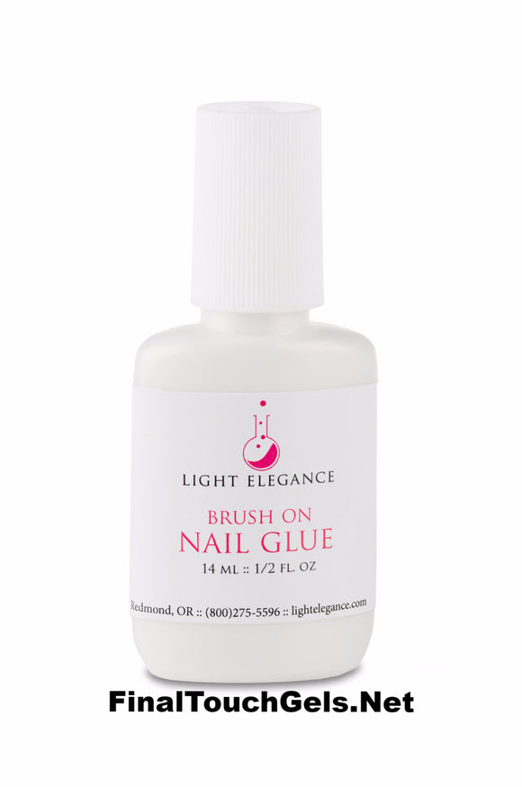 Nail Glue, 6 ml - Light Elegance