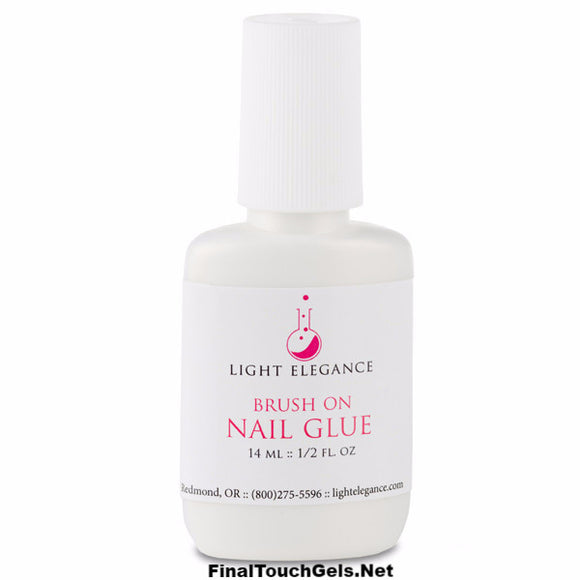 Nail Glue, 14 ml - Light Elegance