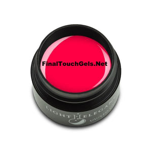 Neon Pink LE Gel Paint - Light Elegance