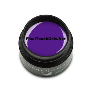 Neon Purple LE Gel Paint - Light Elegance