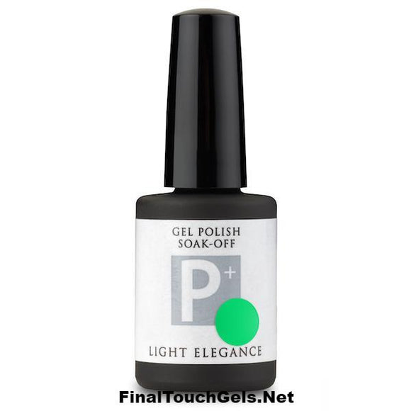 P+ Jump Up & Jade Gel Polish