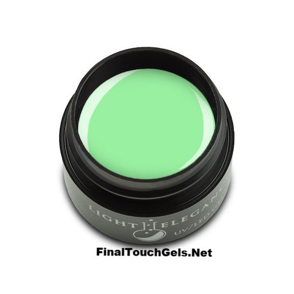 Pastel Green LE Gel Paint - Light Elegance