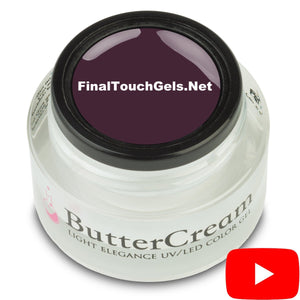 Persian Plum ButterCream Color Gel - Light Elegance