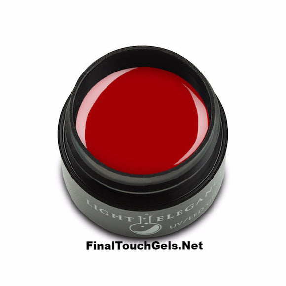 Primary Red LE Gel Paint - Light Elegance