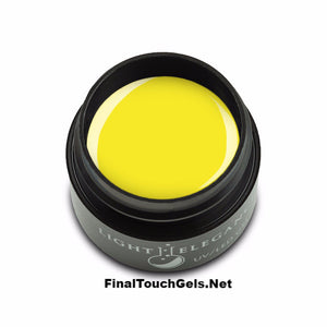 Primary Yellow LE Gel Paint - Light Elegance