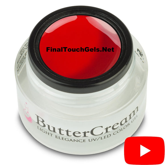 Real Red ButterCream Color Gel - Light Elegance
