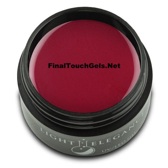 Sexy Red Stilettos Color Gel, 17 ml - Light Elegance