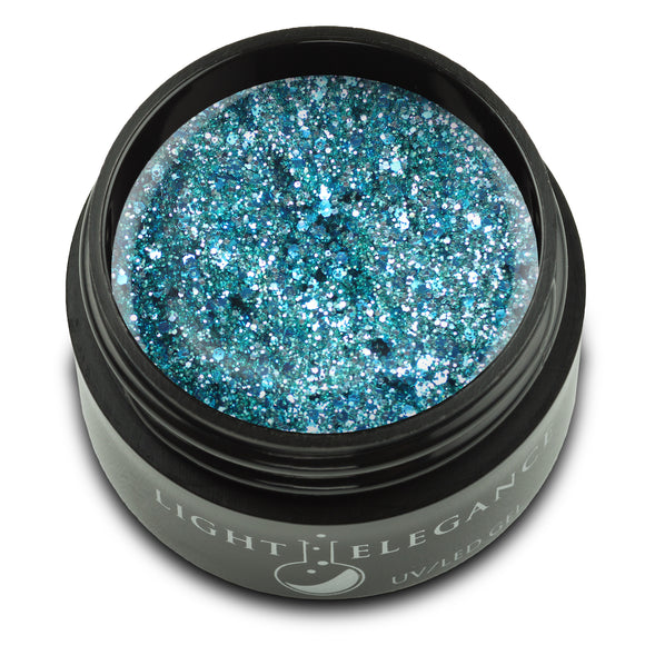 Siren's Song UV/LED Glitter Gel, 17 ml