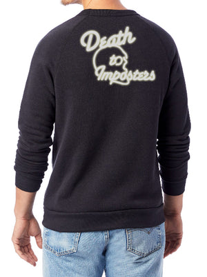 Death To Imposters Crew Neck