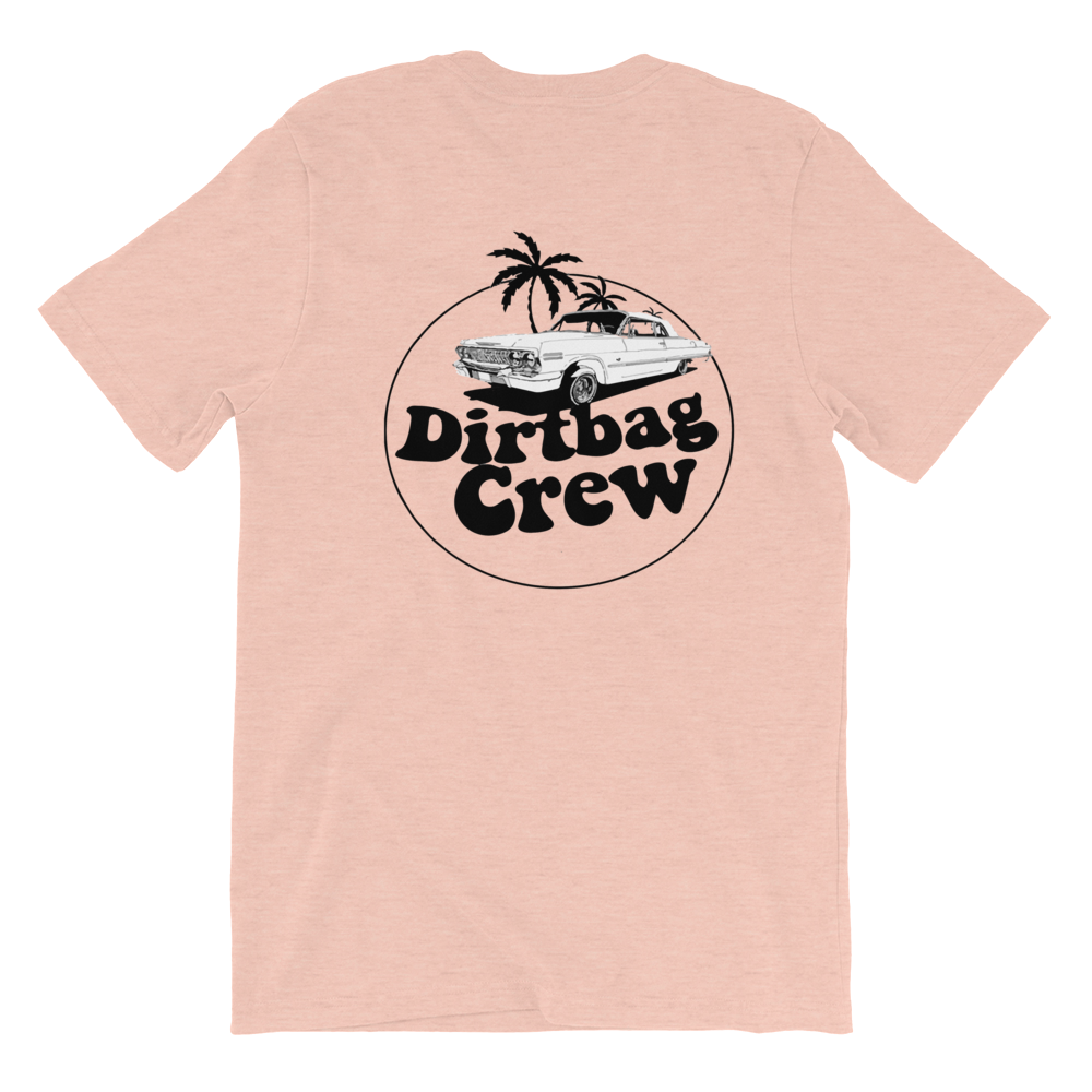 Dirtbag Crew Peach