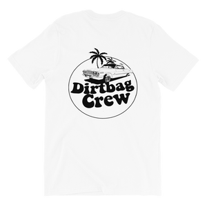 Dirtbag Crew White